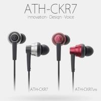 Original Audio Technica ATH-CKR7 High Resolution Earphone