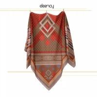 hijab scraft kerudung deenay bueno teracota