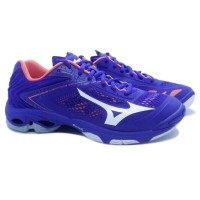 SEPATU VOLLY MIZUNO WAVE LIGHTNING Z5 PANTONE BLUE