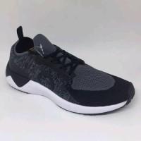 Sepatu Running ortuseight Radiance black grey