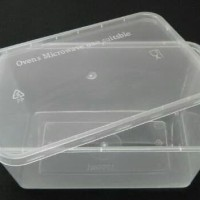 GROSIR Thinwall 650 Kotak - Tempat Makan - Lunch - Take Away 650 Ml