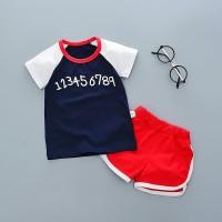 Baju Anak Laki laki | Setelan Kaos Anak Balita Lucu | Baju Anak Import