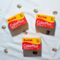 Roll Film Kodak Colorplus 200 Murah Expired Lama