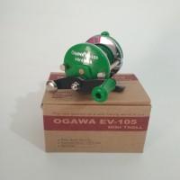 Mini Troll Ogawa Ev-105 Reel Pancing