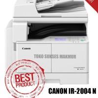 Canon IR- 2004 N + DADF Mesin Fotocopy - Print Scan Copy Murah
