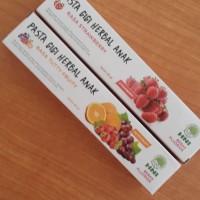 Pasta Gigi Herbal Anak HNI