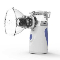 portable ultrasonic nebulizer alat terapi pernafasan Bayi up to dewasa