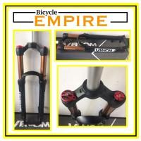Fork Venom 27 5 Travel 140mm Air Suspension Bicycle Empire
