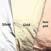1000 lembar kertas prada emas foil leaf gold gilding sheet sepuh emas