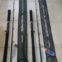 Rod OH Shimano Speed Master BX Jigging B554
