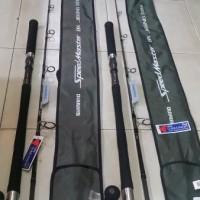Rod Shimano Speed Master BX Jigging S554