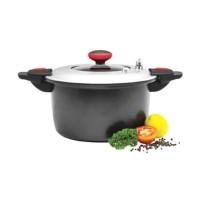 Maxim Panci Presto Serbaguna 4 in 1 Quattro Speed Cooker