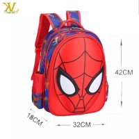 Tas Spiderman - Tas Ransel - Tas Cartoon - Backpack Anak - Spiderman