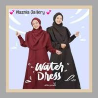 Set Water Dress dan Jumpsuit HIJAB ALILA Baju Renang Muslimah