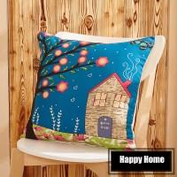 Sarung Bantal - Home Sweet Home