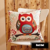 Sarung Bantal - Owl