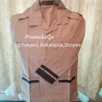 Baju Pramuka SD SIAGA Panjang Merk Seragam
