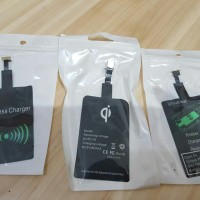 Wireless Charger Receiver buat Iphone