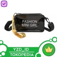 IMPORT | Tas Jelly Fashion Mini Girl / Tas selempang wanita