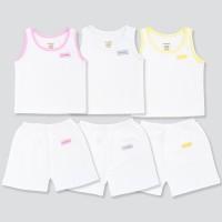 Basic - Sleeveless + Pants Midi Girl