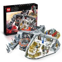 Star Wars Betrayal at Cloud City Han Boba Lego kw 75222 Lepin 05151