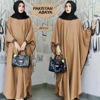 Abaya Pakistan / gamis muslim / dress muslim