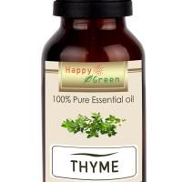 Happy Green White Thyme Essential Oil (10 ml) - Minyak Timi putih