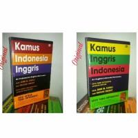 Original Paket Kamus Bahasa Inggris Indonesia & Indonesia Inggris (SC)