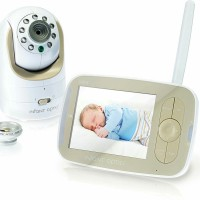 Infant Optics DXR-8 Baby Monitor with Interchangeable Optical Lens