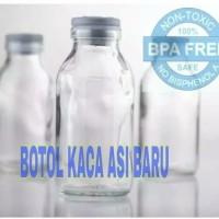 Botol Kaca ASI 100ml / BKA / Botol Vial