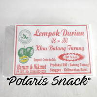 Dodol Durian / Lempok Durian Pontianak Halal