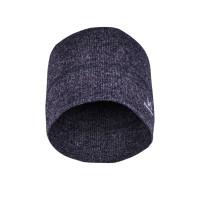 Savana Adult Knit Fleece Beanie Black - Fleece Beanie