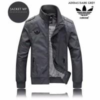 Jaket Pria Kasual Line Adidas Jaket Fashion terbaru Cowok Trend