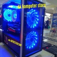 RAKITAN REQ HSB RYZEN 7 2700X /GTX 1060 6GB/RAM 16GB 3200MHZ PC GAMING