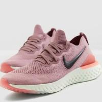 Nike Epic React 2.0 Pink Black Womens (RealPict) Premium Original