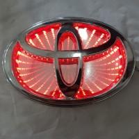 Emblem Toyota LED