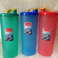 Botol Minum Air Kulkas 1,2 Liter - Cool Pot 1,2 Liter - Biru