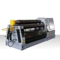 Mesin Roll Plat Hydraulic 4 Roll W12 6 X 2500