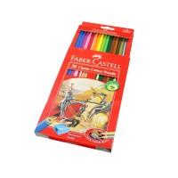 Pensil Warna Faber-Castell 36 Classic Colour Pencils (#115856)
