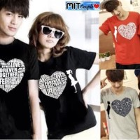 KAOS BAJU COUPLE PD LOVE CARE