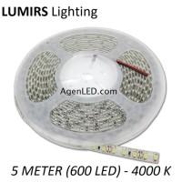 LUMIRS LED STRIP 3528 4000K 2835 LEDSTRIP Lampu 4000 K IP33 IP 33 12v