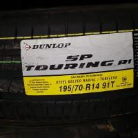 ban mobil dunlop 195 70 14 touring r1