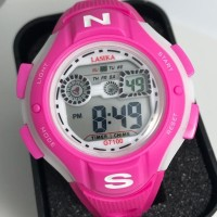 jam tangan anak digital sporty water resist anti air Lasika casio 100