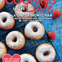 TERLARIS BUKU Cooking With Love ala Dapur Momychaa