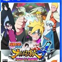 Bd Ps4 Naruto Shippuden Ultimate Ninja Storm 4 Road to BORUTO