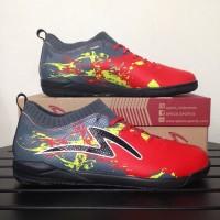 Sepatu Futsal Specs Cyanide TNT 19 Emperor Red 400816