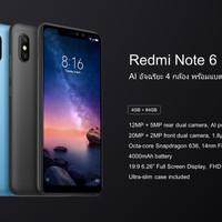 Xiaomi Redmi Note 6 Pro 3/32 Ram 3GB rom 32GB Garansi TAM