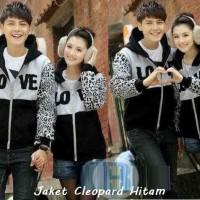 jaket couple cleopard | jaket macan | pusat jaket termurah | jaket