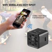 Kamera SPY WIFI Waterproof Full HD SQ 13 - Kamera Pengintai Mini Wifi
