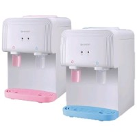 SHARP Dispenser Listrik Panas & Normal - SWDT40N
